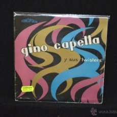 Discos de vinilo: GINO CAPELLA - CERCA DE LA SIETE +3 - EP. Lote 51110060
