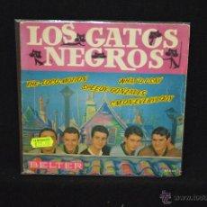 Discos de vinilo: LOS GATOS NEGROS - WHAT´D I SAY +3 - EP. Lote 51110110