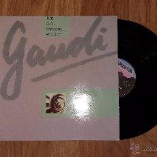 Discos de vinilo: ALAN PARSONS PROJECT: GAUDÍ - LP VINILO. Lote 51110129