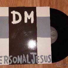 Discos de vinilo: DEPECHE MODE: PERSONAL JESUS - MAXISINGLE VINILO. Lote 51110152