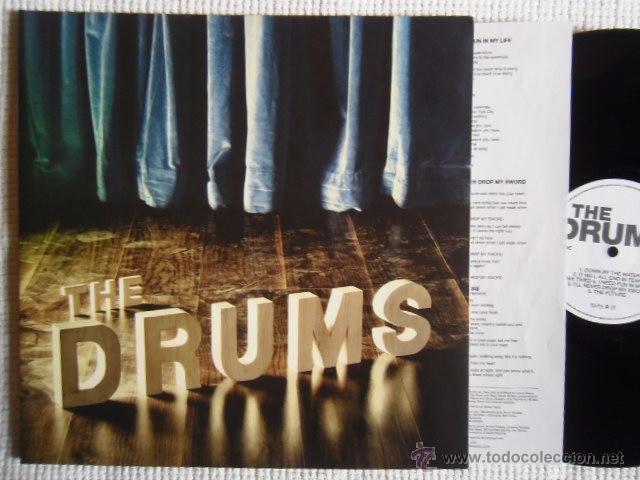 THE DRUMS - '' THE DRUMS '' LP + INNER EU 2010, usado segunda mano