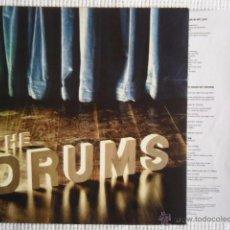Discos de vinilo: THE DRUMS - '' THE DRUMS '' LP + INNER EU 2010. Lote 51118233