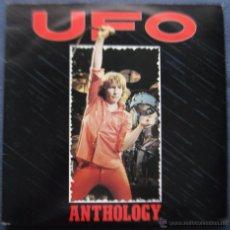 Discos de vinilo: LP DOBLE VINILO DE UFO: ANTOLOGY. Lote 48900289