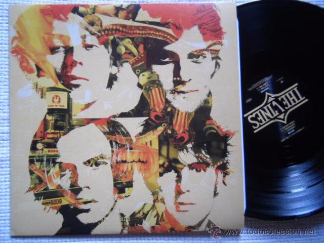 THE VINES - '' HOMESICK '' VINYL LP 12'' 2003 MAXI (Música - Discos de Vinilo - Maxi Singles - Pop - Rock Extranjero de los 90 a la actualidad)