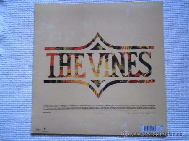Discos de vinilo: THE VINES - HOMESICK VINYL LP 12 2003 MAXI - Foto 2 - 51118803
