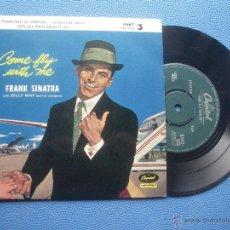 Discos de vinilo: FRANK SINATRA MOONLIGHT IN VERMONT+2 EP UK 1959 PDELUXE. Lote 51119867