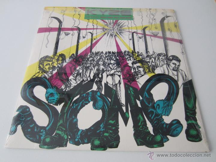 KYZE - STOMP (MOVE JUMP JACK YOUR BODY) (6 VERSIONES) 1989 USA MAXI SINGLE (Música - Discos de Vinilo - Maxi Singles - Rap / Hip Hop)
