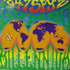 Discos de vinilo: 24 7 SPYZ-GUMBO MILLENNIUM LP VINILO 1990 SPAIN. Lote 51121353