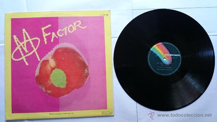 Discos de vinilo: M - POP MUZIK / POP MUZIK-M FACTOR (MAXI 1979) - Foto 2 - 51124246