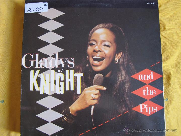 LP - GLADYS KNIGHT AND THE PIPS - TEEN ANGUISH VOL. 3 (SPAIN, CFE 1985) (Música - Discos - LP Vinilo - Funk, Soul y Black Music)
