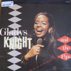 Discos de vinilo: LP - GLADYS KNIGHT AND THE PIPS - TEEN ANGUISH VOL. 3 (SPAIN, CFE 1985). Lote 51126249