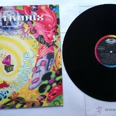 Discos de vinilo: MANTRONIX - THE INCREDIBLE SOUND MACHINE (1991). Lote 51127063
