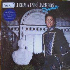 Discos de vinilo: LP - JERMAINE JACKSON - DYNAMITE (SPAIN, ARISTA RECORDS 1984). Lote 51127288