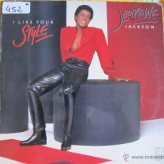 Discos de vinilo: LP - JERMAINE JACKSON - I LIKE YOUR SMILE (SPAIN, MOTOWN RECORDS 1982). Lote 51127313