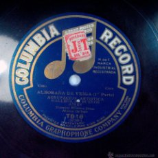 Discos de vinilo: ALBORADA DE VEIGA. AGRUPACION ARTISTICA GALLEGA DE BUENOS AIRES. GALICIA. Lote 51141808