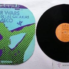 Discos de vinilo: MECO - STAR WARS (1ª PARTE) / STAR WARS (CONCLUSION) (MAXI 1977). Lote 51143865