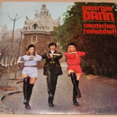 Discos de vinilo: GEORGIE DANN - CASATSCHOK RASKATCHOFF. Lote 51152715
