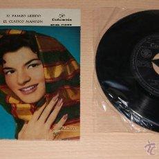 Discos de vinilo: LILIAN DE CELIS EP SELLO COLUMBIA AÑO 1960. Lote 51154541