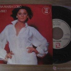 Disques de vinyle: ROSA MARIA LOBO (MAYA) - VIVIRÉ (FESTIVAL O.T.I. 1979 ). Lote 51158112