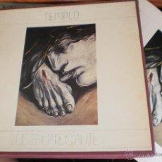 Discos de vinilo: LUIS EDUARDO AUTE CAJA NUMERADA 1137 CON 2 LP'S Y LIBRETO.1987. Lote 51158249