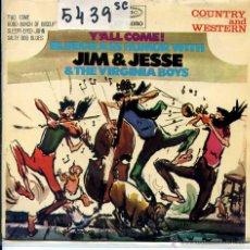 Discos de vinilo: JIM & JESSE / TODO VENDRAN / GOOD BUNCH OF BISCUITS + 2 (EP 1965). Lote 51160916
