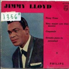 Discos de vinilo: JIMMY LLOYD / PONY TIME / UNA MUJER CON TRES MANOS + 2 (EP 1961). Lote 51161006