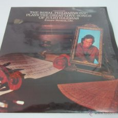Discos de vinilo: ROYAL PHILHARMONIC ORCHESTRA - PLAYS THE GREAT LOVE SONGS OF JULIO IGLESIAS 1984 SPAIN LP. Lote 51161426