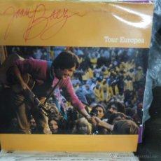 Discos de vinilo: JOAN BAEZ -LP-TOUR EUROPEA. Lote 51163518