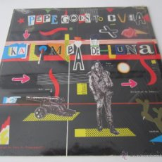 Discos de vinilo: PEPE GOES TO CUBA (LA BIONDA) - KALIMBA DE LUNA MAXI SINGLE 1984 SPAIN. Lote 105707606