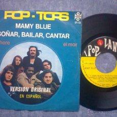 Discos de vinilo: POP TOPS. Lote 51166459