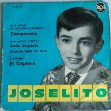 Discos de vinilo: JOSELITO. Lote 51167364