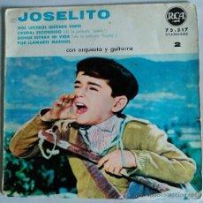 Discos de vinilo: JOSELITO. Lote 51167392