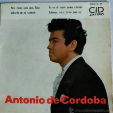 Discos de vinilo: ANTONIO DE CORDOBA. Lote 51167691