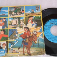 Discos de vinilo: MARCO / SINGLE PROMOCIONAL DANONE, 1977, TVE. Lote 51171194