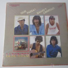 Discos de vinilo: LABERINTO - ¡QUE PASSA! 1983 SPAIN MAXI SINGLE. Lote 51171259
