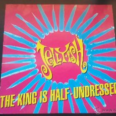 Discos de vinilo: JELLYFISH - THE KING IS HALF - UNDRESSED - 1991. Lote 51175152