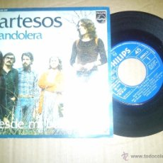 Discos de vinilo: TARTESOS SINGLE BUEN ESTADO. Lote 51181353