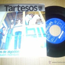 Discos de vinilo: TARTESOS SINGLE BUEN ESTADO. Lote 51181358