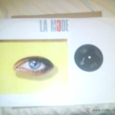 Discos de vinilo: MAXISINGLE LA MODE. Lote 51183151