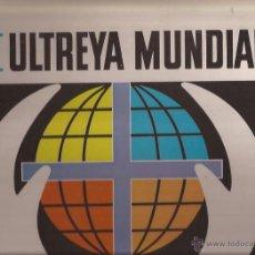 Discos de vinilo: LP-II ULTREYA MUNDIAL MEXICO 23 MAYO 1970 BECA 2004 CONCENTRACIÓN CRISTIANA. Lote 51183778