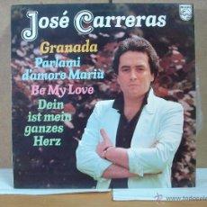 Discos de vinilo: JOSE CARRERAS - IDEM - PHILIPS 95 00 584- 1979. Lote 51183912