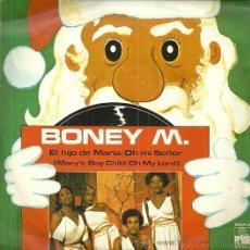 Discos de vinilo: BONEY M. SINGLE SELLO ARIOLA AÑO 1978 EDITADO EN ESPAÑA. Lote 51185413