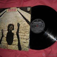 Discos de vinilo: JOHNNY HALLYDAY. LP OH MA JOLIE SARAH (VINILO LP ESPAÑOL 1971) VER FOTO ESTADO CARATULA. Lote 51186993