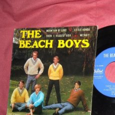 Discos de vinilo: THE BEACH BOYS EP MOUNTAIN OF LOVE + 3 CAPITOL SPA 1967 VER FOTO. Lote 51188795