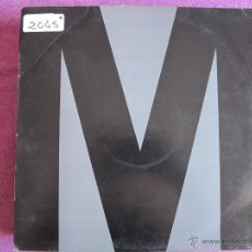 Discos de vinilo: LP - MONTROSE - MEAN (SPAIN, ENIGMA RECORDS 1987). Lote 51191269