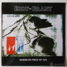 Discos de vinilo: EDDY GRANT - HARMLESS PIECE OF FUN - 1988. Lote 51193304