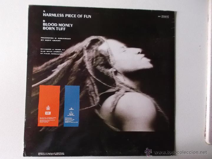 Discos de vinilo: EDDY GRANT - HARMLESS PIECE OF FUN - 1988 - Foto 2 - 51193304