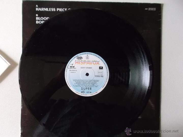 Discos de vinilo: EDDY GRANT - HARMLESS PIECE OF FUN - 1988 - Foto 3 - 51193304