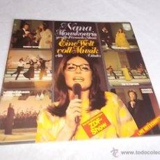 Discos de vinilo: NANA MOUSKOURI MOUSKOURIS GROBE FERNSEH-SHOW. Lote 51195776