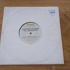 Discos de vinilo: THE CRAZY DRUMMER MAXI 9. Lote 51200110